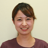 受付・管理栄養士:田中 美紗瑛